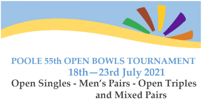 Royal Bay Proud to Sponsor Poole Open Bowls Tournament